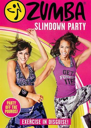 Zumba: Slimdown Party Online DVD Rental