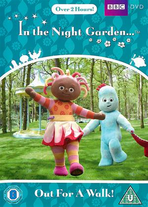 In the Night Garden: Out for a Walk! Online DVD Rental