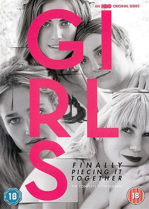 Girls: Series 5 Online DVD Rental