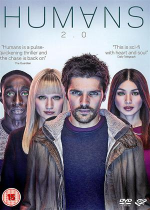Humans: Series 2 Online DVD Rental