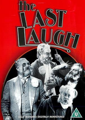 The Last Laugh Online DVD Rental