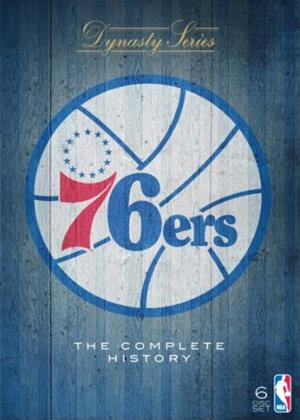 Rent NBA Dynasty Series: Philadelphia 76ers: The Complete History Online DVD Rental