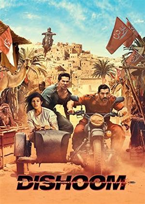 Dishoom Online DVD Rental