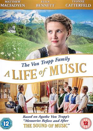The Von Trapp Family: A Life of Music Online DVD Rental