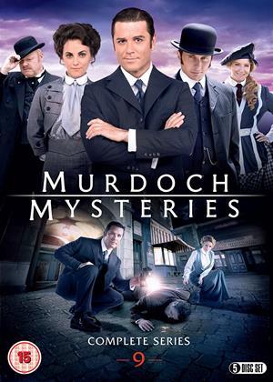 Rent Murdoch Mysteries: Series 9 Online DVD Rental