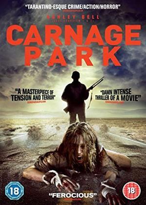 Carnage Park Online DVD Rental