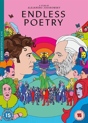 Endless Poetry Online DVD Rental