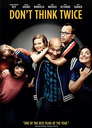 Rent Don't Think Twice Online DVD Rental
