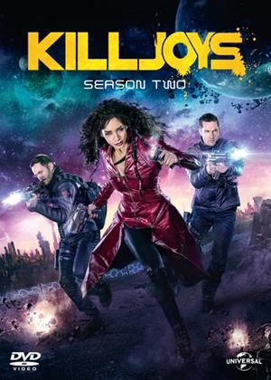 Killjoys: Series 2 Online DVD Rental