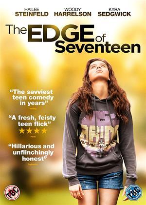 The Edge of Seventeen Online DVD Rental