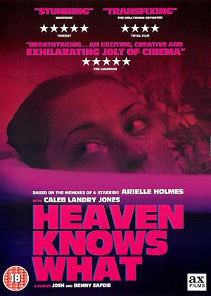 Rent Heaven Knows What Online DVD Rental