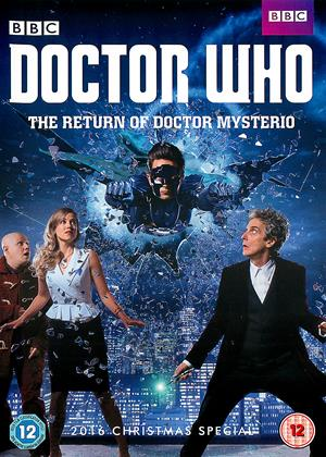 Rent Doctor Who: The Return of Doctor Mysterio Online DVD Rental