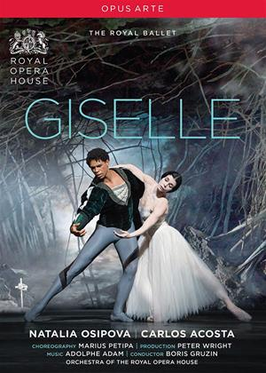 Rent Giselle: The Royal Ballet (Boris Gruzin) Online DVD Rental