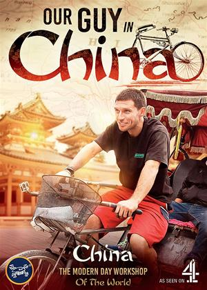 Guy Martin: Our Guy in China Online DVD Rental