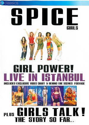 Spice Girls: Live in Istanbul Online DVD Rental