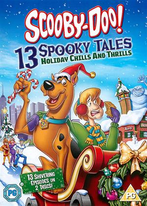 Rent Scooby-Doo: 13 Spooky Tales: Holiday Chills and Thrills Online DVD Rental