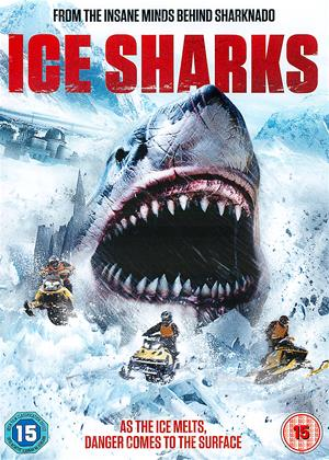 Ice Sharks Online DVD Rental