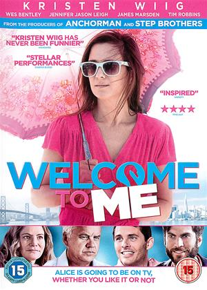 Welcome to Me Online DVD Rental