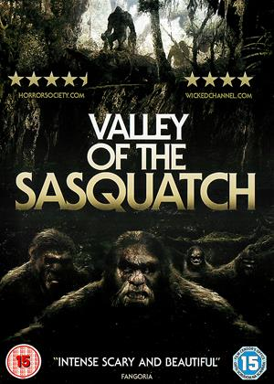 Valley of the Sasquatch Online DVD Rental