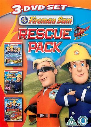 Rent Fireman Sam: Rescue Pack Online DVD Rental