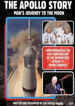 Rent The Apollo Story (aka Sir Patrick Moore: The Apollo Story) Online DVD Rental