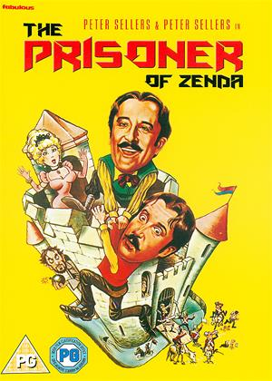 The Prisoner of Zenda Online DVD Rental