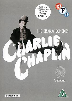 Charlie Chaplin: The Essanay Comedies Online DVD Rental