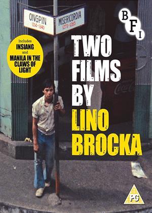 Lino Brocka: Two Films Online DVD Rental
