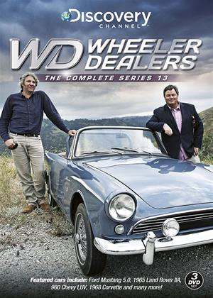Wheeler Dealers: Series 13 Online DVD Rental