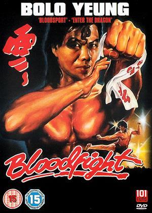 Bloodfight Online DVD Rental