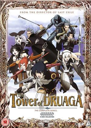 Rent The Tower of Druaga (aka Doruâga no tô: The Aegis of Uruk) Online DVD Rental