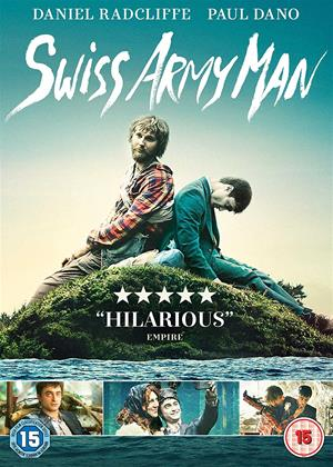 Rent Swiss Army Man Online DVD Rental