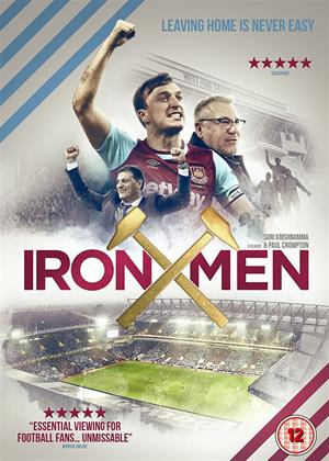 Iron Men Online DVD Rental