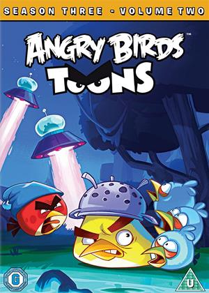 Angry Birds Toons: Series 3: Vol.2 Online DVD Rental