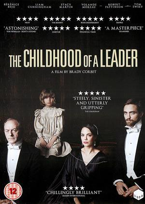 Rent The Childhood of a Leader Online DVD Rental
