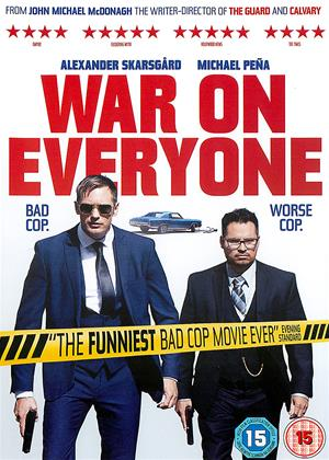 Rent War on Everyone Online DVD Rental