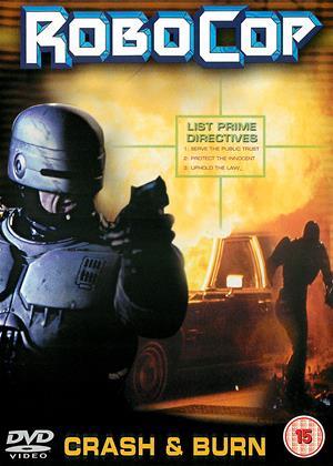 RoboCop: Crash and Burn Online DVD Rental