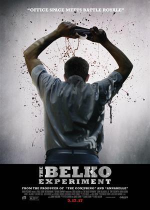 The Belko Experiment Online DVD Rental