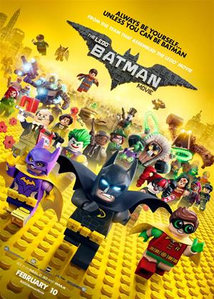 The Lego Batman Movie Online DVD Rental