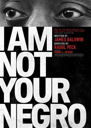 I Am Not Your Negro Online DVD Rental