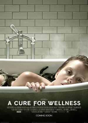 A Cure for Wellness Online DVD Rental
