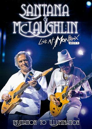 Rent Santana and McLaughlin: Invitation to Illumination: Live at Montreux Online DVD Rental