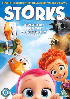 Storks Online DVD Rental