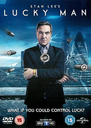 Rent Lucky Man: Series 1 (aka Stan Lee's Lucky Man: Series 1) Online DVD Rental