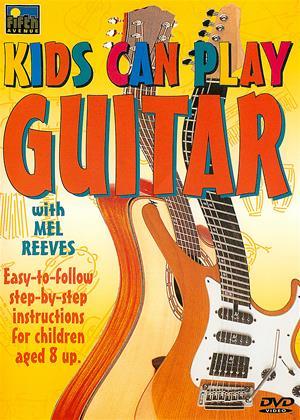 Kids Can Play Guitar Online DVD Rental