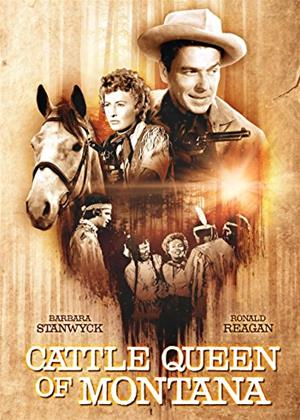 Cattle Queen of Montana Online DVD Rental