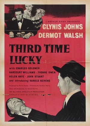 Third Time Lucky Online DVD Rental