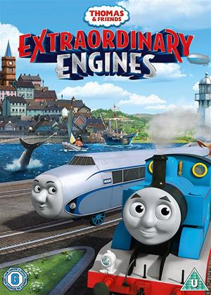 Thomas the Tank Engine and Friends: Extraordinary Engines Online DVD Rental