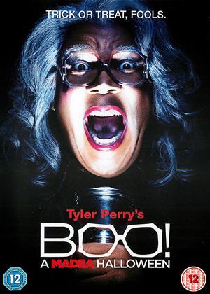 Boo!: A Madea Halloween Online DVD Rental