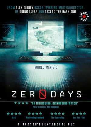 Zero Days Online DVD Rental